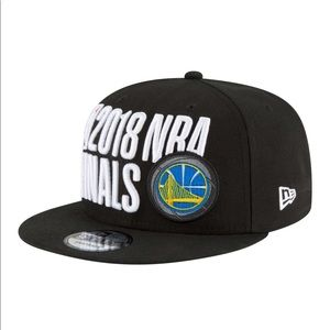 New Era Men's 2018 NBA Finals Golden StateWarriors